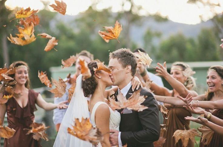 boda es otoño
