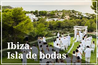 Ibiza. Isla de bodas