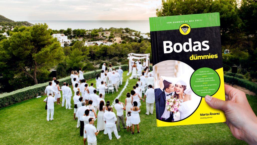 Un libro para organizar bodas