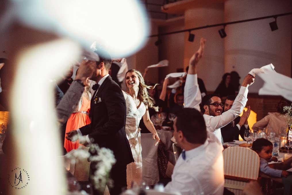 Música en las bodas